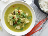 Thai Coconut Fish Stew