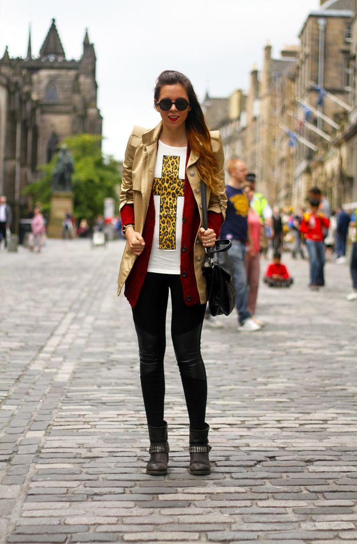 Edinburgh Fashion Bloggers