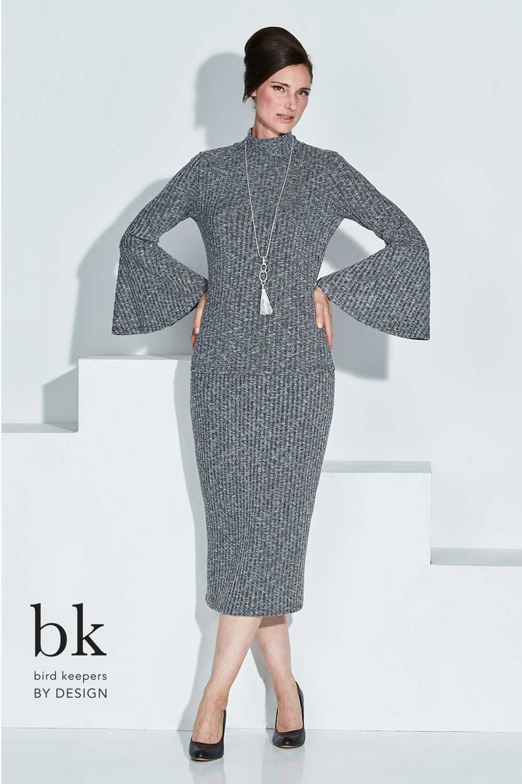 BIRD KEEPERS BY DESIGN - The Turtleneck Knit