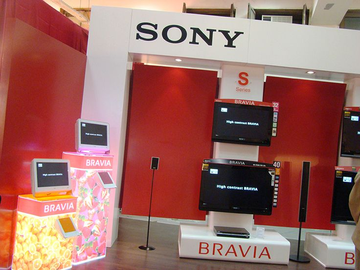 Category: Installation Architecture – Expo Stand Client: SONY NTC – Furniture Show 2009 - Damascus  		 Area Space: 80 sq. meter Year of completion: 2009