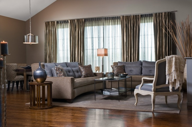 Suburban Residences | Susan Fredman Design Group