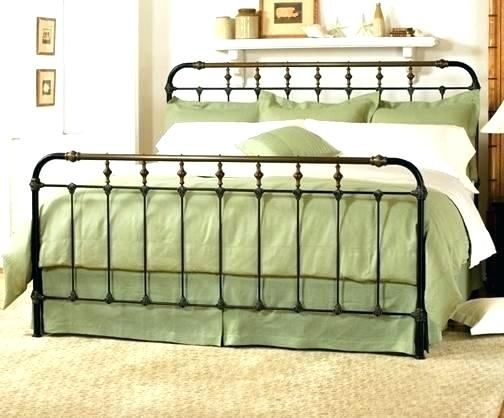 A Buying Guide Wrought Iron Bed On Sale Near Me Ideas Iron Bed Frame Iron Bed Wrought Iron Bed Frames