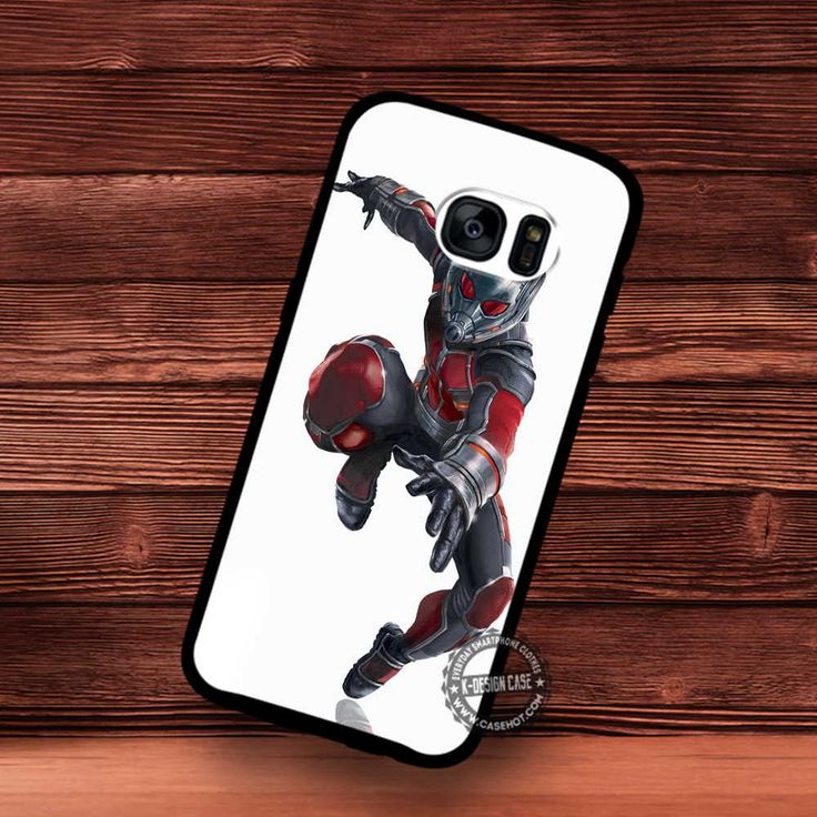 Ant Man Civil War Captain Amerika Hero Movie - Samsung Galaxy S7 S6 S5 Note 7 Cases & Covers