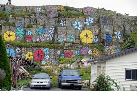 Bay Roberts, Canada: The road to Madrock Cafe