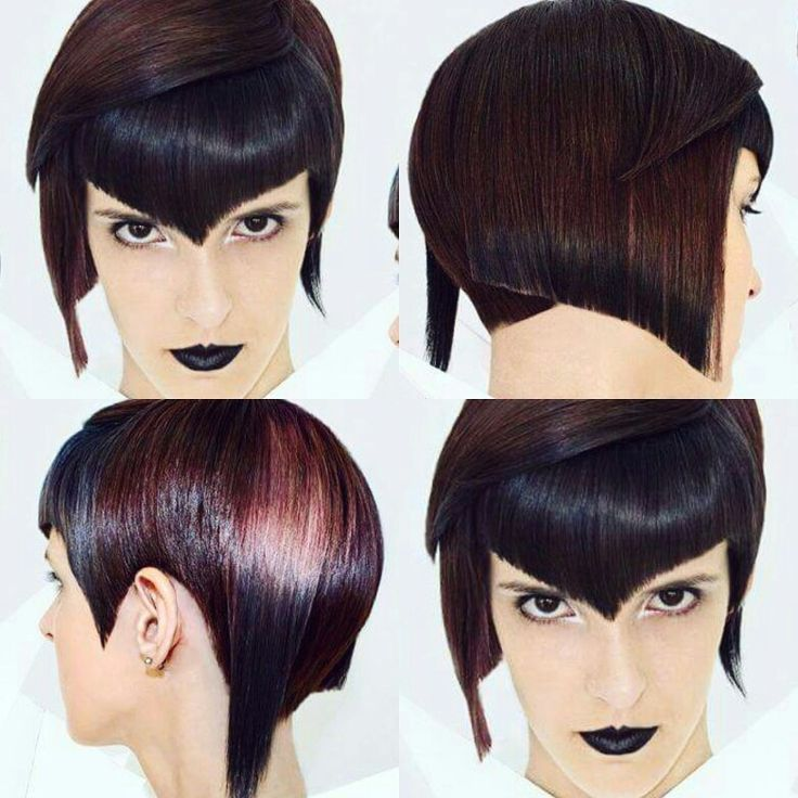 Geometric cut and color!