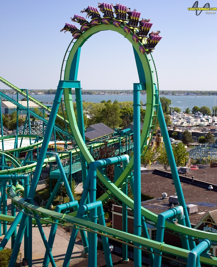 Raptor cedar point sandusky oh jeff 39 s roller Cedar credit