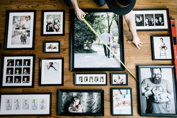 How To Hang A Gallery Wall Gallery Wall Picture Frame Store Custom Picture Frame