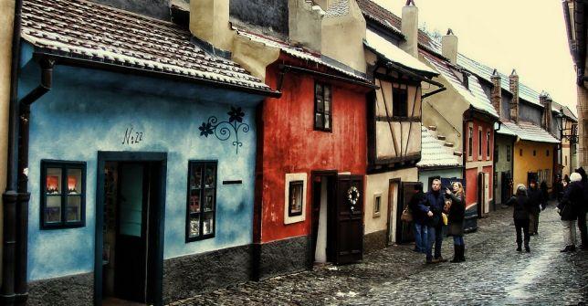 Prágai látnivalók