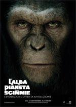 Il giovane ricercatore Will Rodman sperimenta su degli scimpanzé gli effetti di un virus. Una di queste cavie mostra lo sviluppo di un'intelligenza superiore alla media, ma viene abbattuta assieme alle altre. Lascia un  cucciolo, che Will accoglie in casa propria. Dopo qualche anno lo scimpanzé dimostra straordinarie capacità cognitive, ma con il suo cervello, cresce anche il bisogno di relazionarsi con un ambiente libero e con una specie all'altezza che non lo tratti da bestia o da mostro.