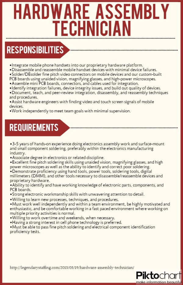 27 best IT - Engineering Jobs images on Pinterest Computer - computer hardware engineer sample resume