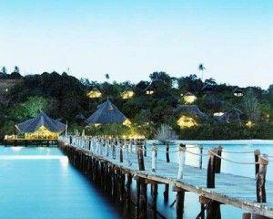 Fundu lagoon resort, Pemba Island, Tanzania