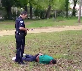 South Carolina Officer Is Charged With Murder of Walter Scott | NYTimes.com | He should have been charged with murder. Let's not forget lying and tampering with evidence. The thing is, had someone not been standing back, taking a video of the whole ugly murder, this cop would have lied his way out of murder. I hope he's found guilty and goes to prison with the many others he's probably wrongly arrested. What an absolutely POS! Click to read and share the full article. 4/8