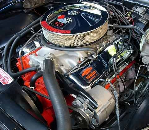 chevy motors 427 for sale autos weblog. Black Bedroom Furniture Sets. Home Design Ideas