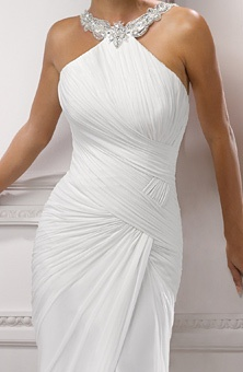 Brides: Maggie Sottero : Style No. Alexa : Wedding Dresses Gallery