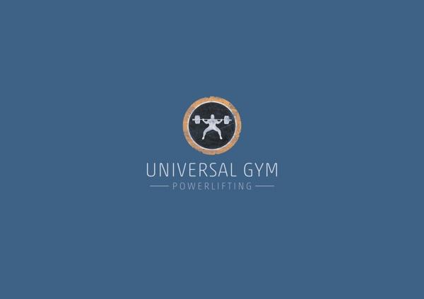 Universal Gym Powerlifting on Behance