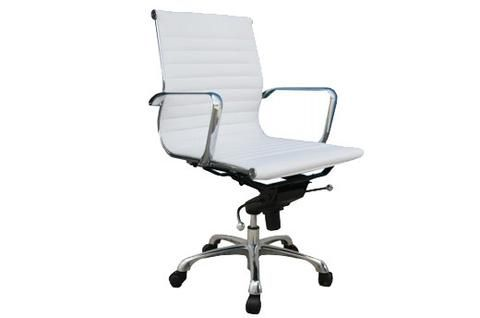 Eames Inspired Leather Office Chair