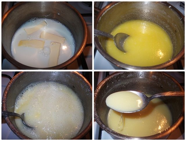 Lapte condensat in 15 minute