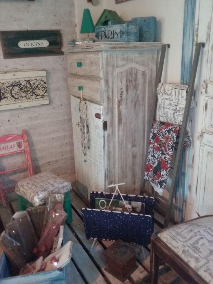 El Paraiso Taller. Muebles y articulos decorativos
