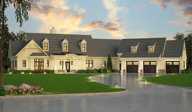 Lovely Craftsman with Future In-Law Apartment - 12309JL | 1st Floor Master Suite, Bonus Room, Butler Walk-in Pantry, CAD Available, Craftsman, In-Law Suite, Northwest, PDF, Sloping Lot, Split Bedrooms | Architectural Designs