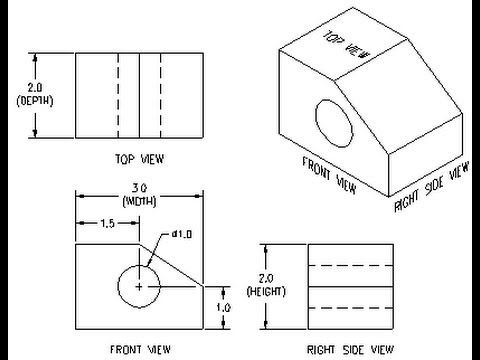 13 Best Architectural Drafting Tutorial Images On