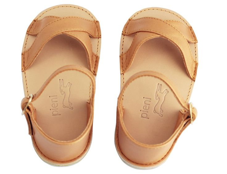 Children's leather sandals - Pieni