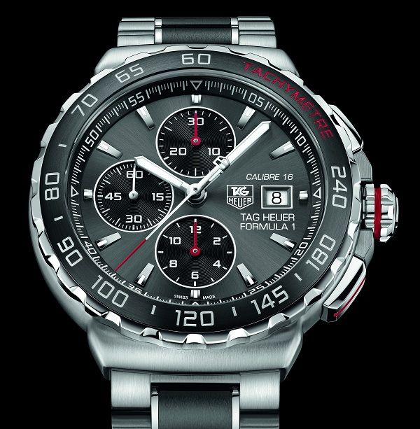 tag caliper automatics   Thread: TAG Heuer Formula 1 Calibre 16 Automatic Chronograph Watches