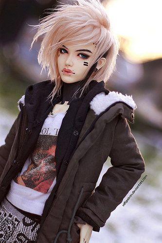 .soom dia | ASIAN BALL JOINTED DOLLS | Bjd dolls, Art ...