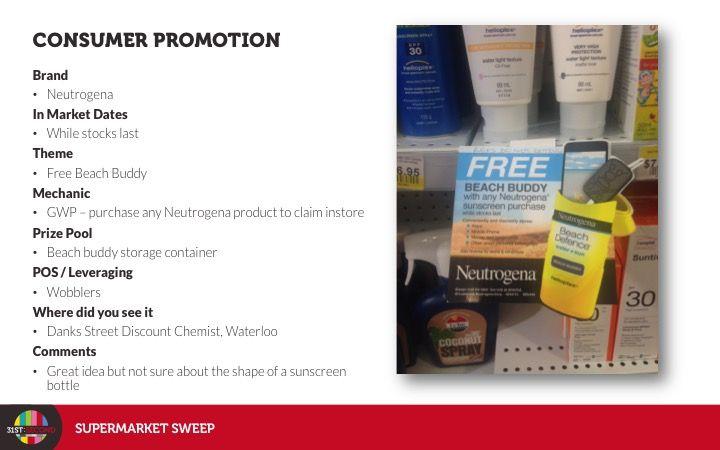 #pharmacy #independents #neutrogena #healthandbeauty #summer #gwp #dec15