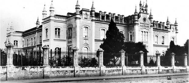 Hospital de Caridade da Irmandade da Santa Casa de Misericórdia de Curitiba.