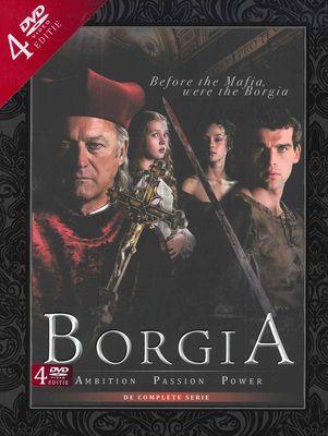 Borgia. De complete serie / created by Tom Fontana - Tom Fontana, Cyril Morin, John Doman, Art Malik