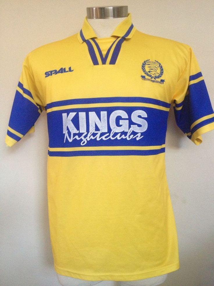 Canvey Island Football Shirt 1999-2000