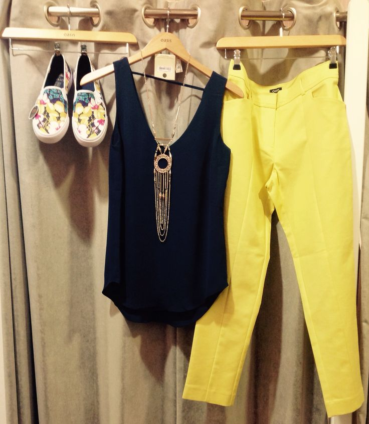 Zesty yellow with our gorgeous Keds by Oasis x