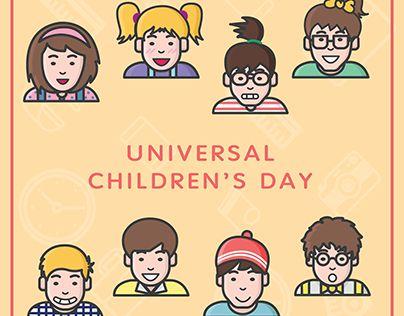 When is Universal Children's Day 2017