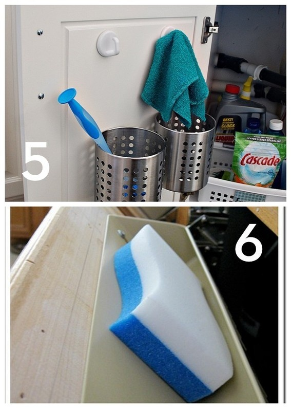 10 awesome kitchen hacks and #DIY ideas! life hacks how to make your life easier Tips Life Hacks Easy DIY Do It Yourself Uses Hack Reuse Renew Easier How to Design
