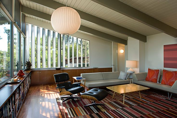 Photo 6 of 10 in A Renovation Elevates This Humble Ranch Among its…  – Gorgeous Modern Interiors