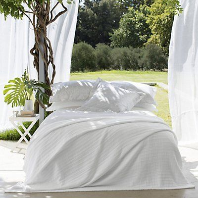Lille Bed Linen Collection | Bed Linen | Sale | The White Company UK