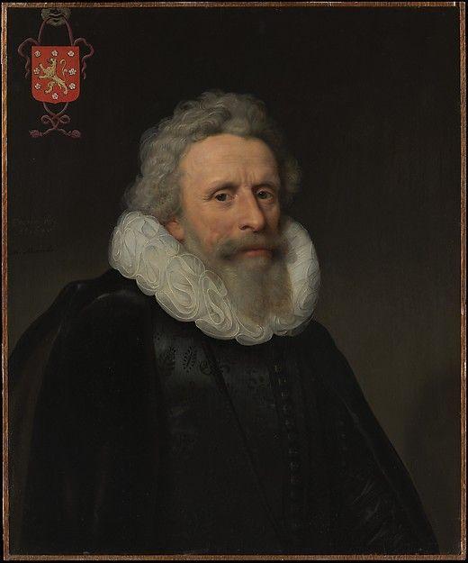 Michiel Jansz. van Mierevelt   Jacob van Dalen (1570–1644), Called Vallensis   The Met
