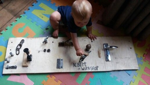 Albert se workshop