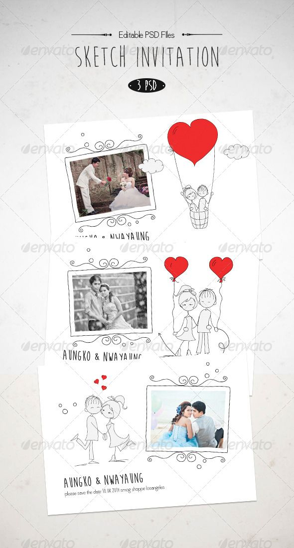 Sketch Invitation 752 best Invitation Card images