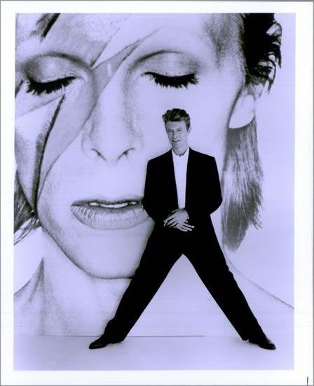 David Bowie, Sound Vision.