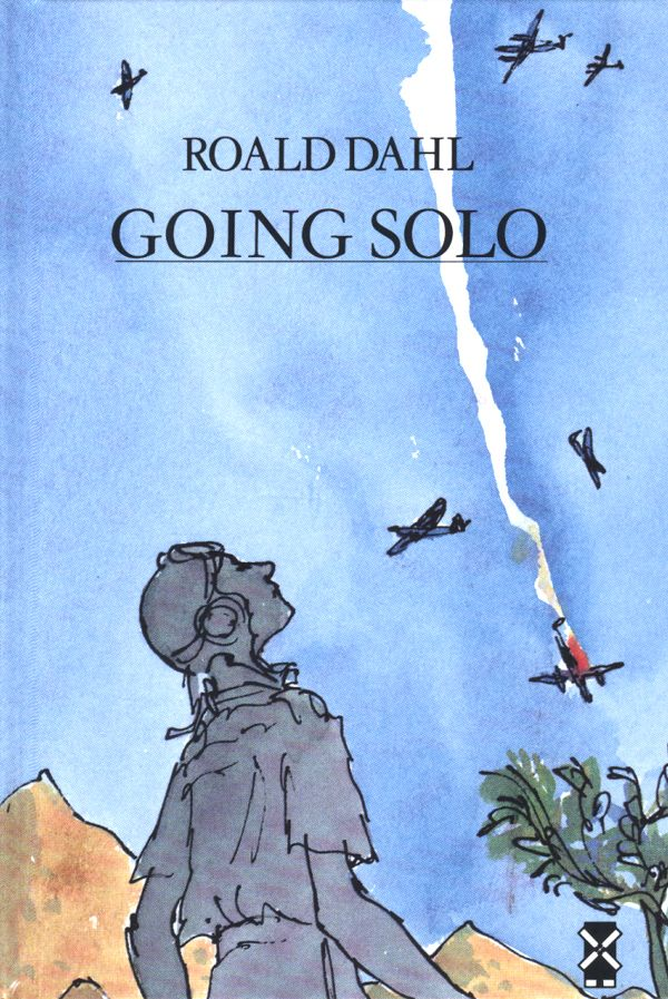 Going Solo, by Roald Dahl. This book is a 100% true and totally unbelievable story of the author's experience in the WWII air force in Africa.