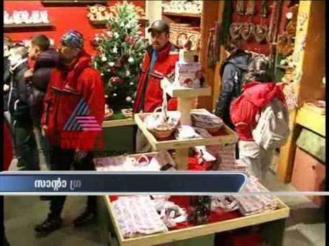 Santa Yatra 2011 - Santa Claus Village Rovaniemi - YouTube