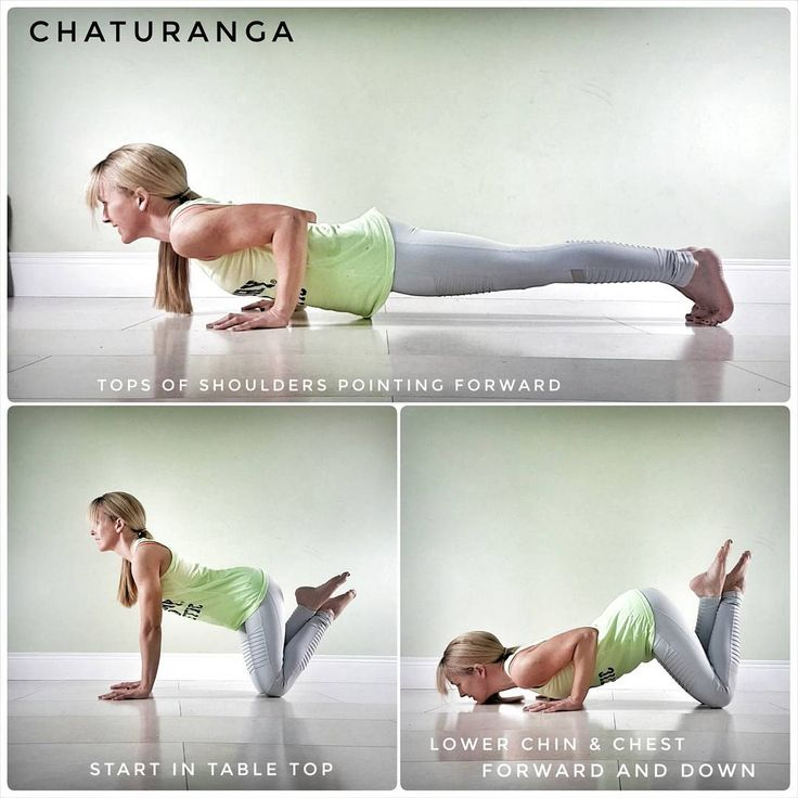Chaturanga 🙌 . With all our drops to chaturanga today it's probably a good time to look at our chaturangas 🤓 . The problem with a vinyasa style class where we repeatedly do chaturanga over and over with very little focus on form,  it's tricky for a teacher to continuously correct students but it's possibly one of the most sensitive poses on shoulders and there is a huge risk to repetitive shoulder strains and injuries. . My advice is to work on chaturanga in a form class or with an…
