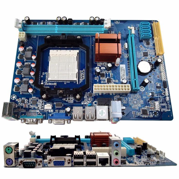 NIEUWE socket 938 AM3 ddr3 C68 moederbord
