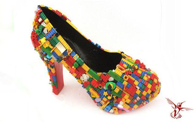 Странная мода: дизайнерская обувь, которая заставит вас улыбнуться