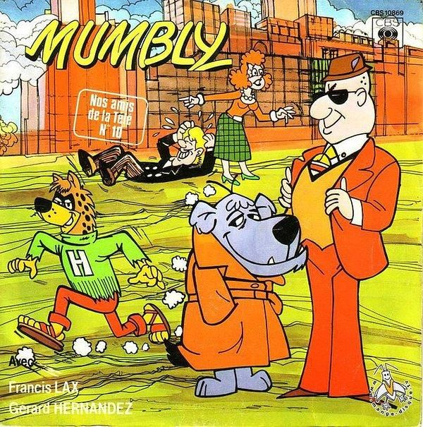 The Mumbly Cartoon Show (TV Series 1976- ????)