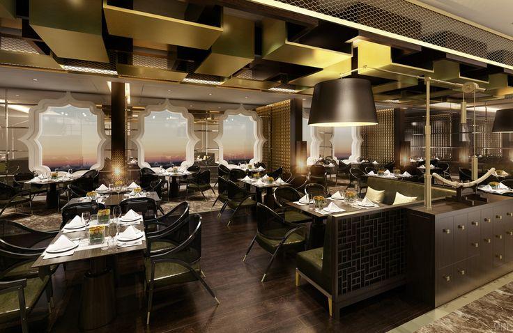 New Panasian Restaurant On Regent Seven Seas Explorer  Sea Delectable Explorer Of The Seas Dining Room Review