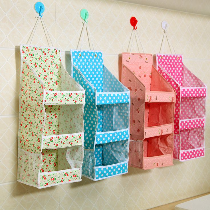 Cheap fabric storage bag, Buy Quality fabric bread bags directly from China fabric stripe Suppliers: Waterproof Thicker Non-Woven Fabric 3 Layers Clothing Hanging Storage Bags organizer Behind Doors/On Walls (1438) .....