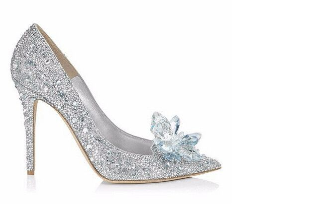 Bachelorette party, big date, wedding or just a night out, these Stiletto Cinderella Crystal Shoes will make you feel confident and sexy while completing a great outfit! Measure your feet to ensure be