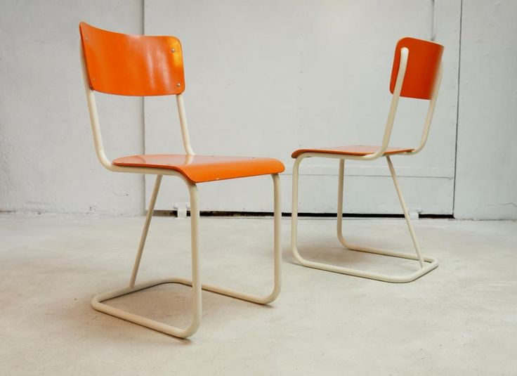 GISPEN CHAIRS, DESIGN WILLEM HENDRIK GISPEN 50/60